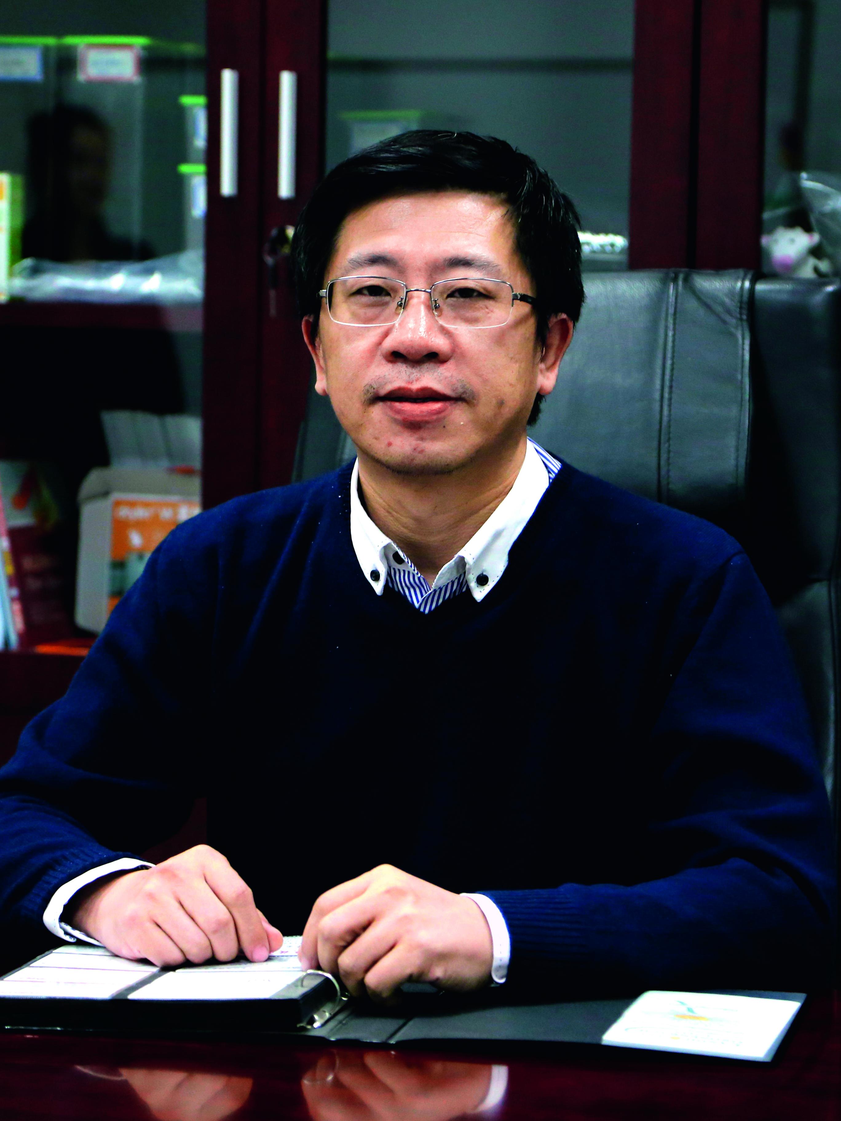 孙小兵,天士力控股集团有限公司总工程师、发泰(天津)科技有限公司总经理