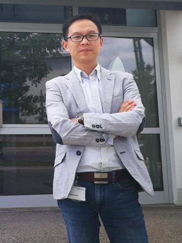 陆忠孟,杭州穆恩自动化科技有限公司联合创始人