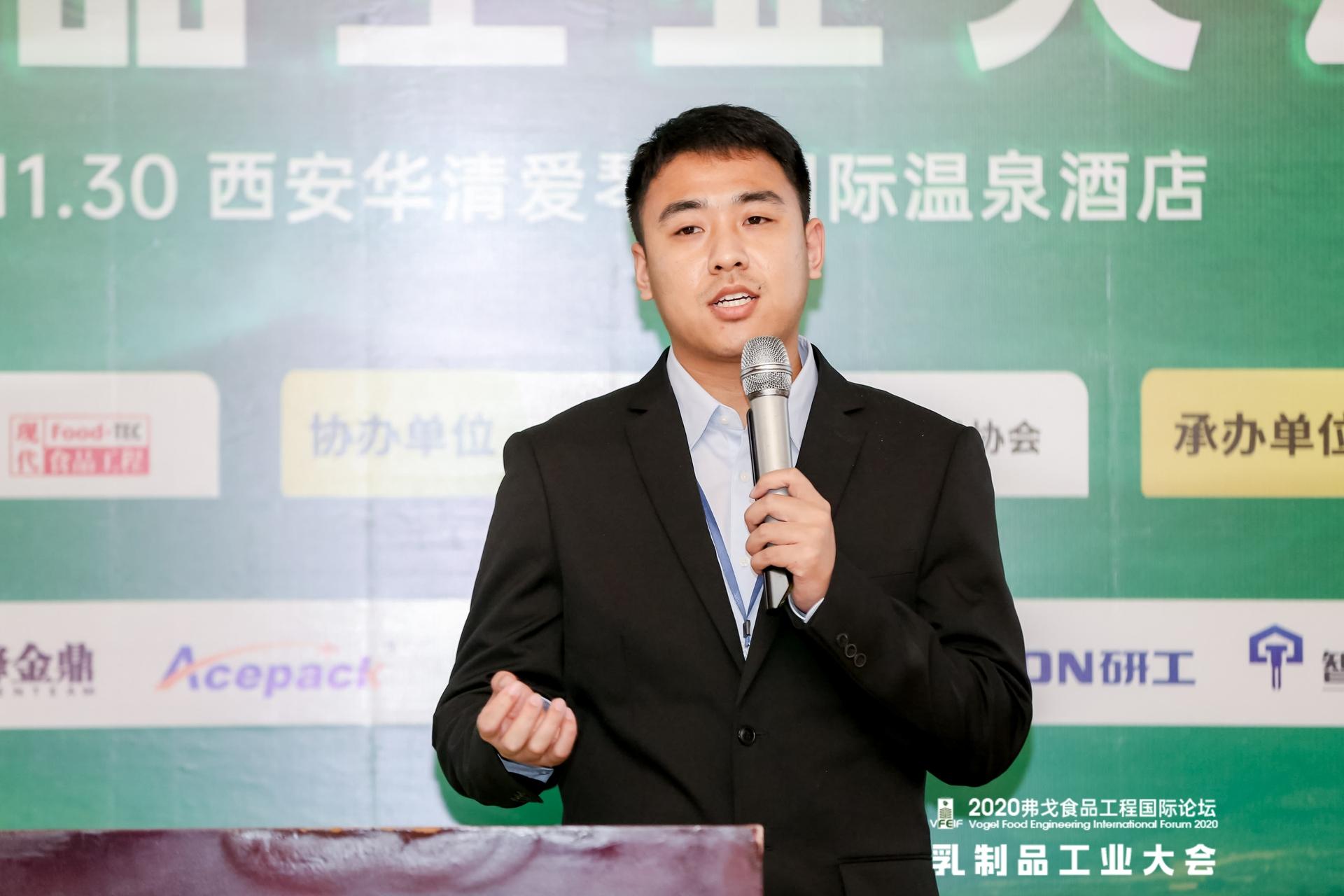 邱俊凯,北京长峰金鼎科技有限公司固体制剂装备事业部资深工程师