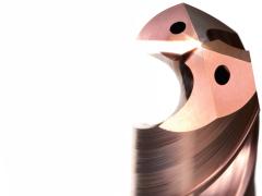 京瓷:K-series高效率硬质合金涂层整体式钻头KDA