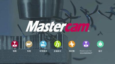 Mastercam CIMT 2021 现场直播