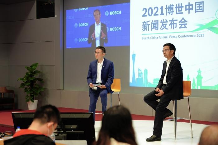 03_博世中国年度新闻发布会媒体问答环节 Annual Press Conference 2021_Media Q&A session