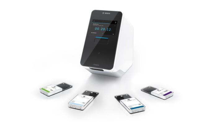 06_博世开发的Vivalytic分析设备Vivalytic analysis device from Bosch Healthcare Solutions