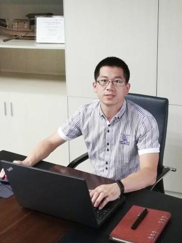 刘英涛,南京百帕斯制药设备科技有限公司技术经理
