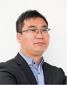 刘世林,万事达高新技术研发中心高级经理