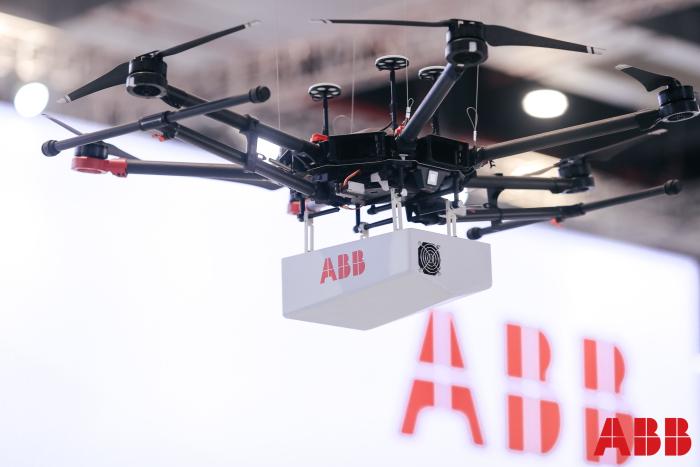 ABBHoverGuardTM无人机载天然气泄漏检测解决方案