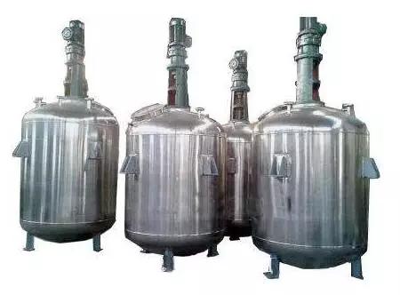 干货 | 各种釜式反应器、反应原理、结构组成,还不赶紧收藏!_1591945573019