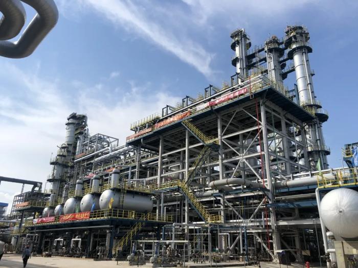 重磅!中化泉州300万吨凝析油加工装置建成中交,现场多图来袭!_1592980819871