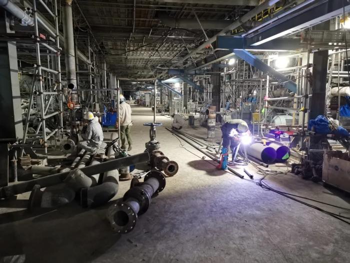 重磅!中化泉州300万吨凝析油加工装置建成中交,现场多图来袭!_1592980825049