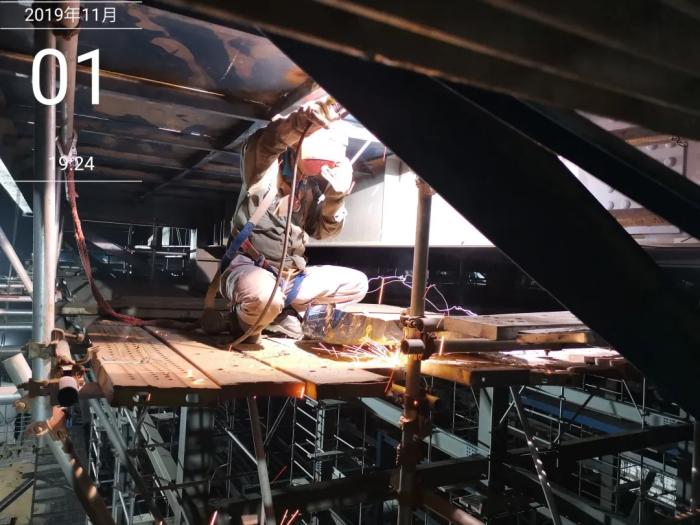 重磅!中化泉州300万吨凝析油加工装置建成中交,现场多图来袭!_1592980826014