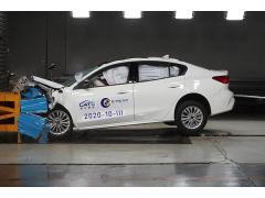 2020年第二批C-NCAP成绩:五车获五星