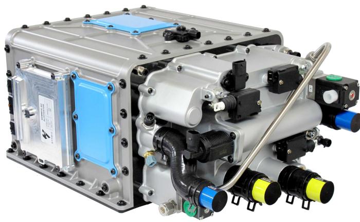 Symbio 为 PSA 集团的首批氢能源动力多用途车提供氢能源系统