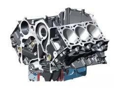 发动机缸体加工技术
