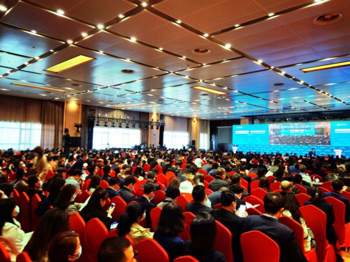 """开幕通稿-""""2020中国汽车供应链大会""""在西安召开373"""