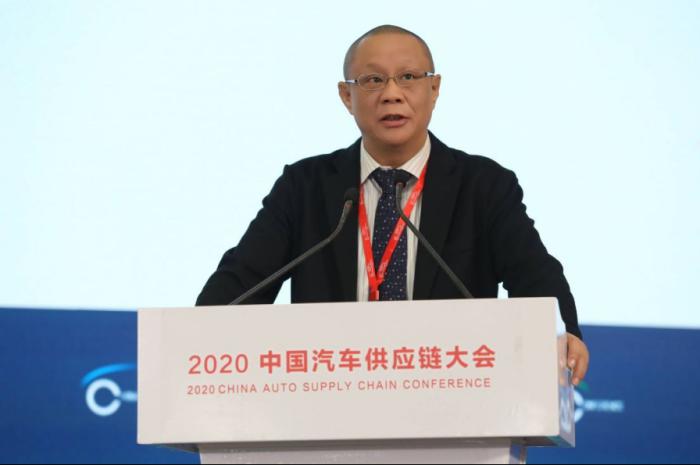 """开幕通稿-""""2020中国汽车供应链大会""""在西安召开3021"""