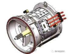 混动重卡电机系统的设计与仿真分析