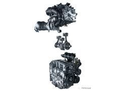 丰田(G16E-GTS型)1.6L三缸涡轮增压发动机结构剖析