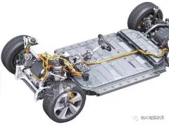 Audi公司新型车桥电驱动装置