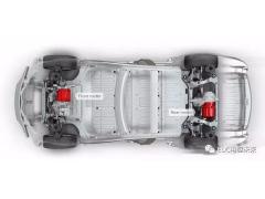 特斯拉Model S电驱动系统解析