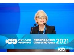 联合国开发计划署Beate Trankmann:气候变化没国界 整体看待汽车碳足迹