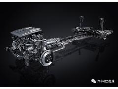丰田V6 3.5L涡轮增压发动机(V35A-FTS)技术解析