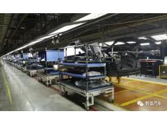 汽车制造智能化规划探秘之工厂物流