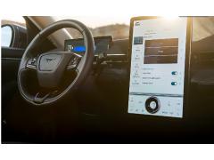 福特为Mustang Mach-E车型提供实体音量控制旋钮