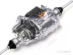 GKN eTwinsterX-新能源汽车两档变速器