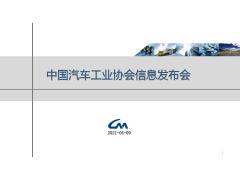 PPT详解2021年3月中国汽车产销量数据