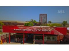 ABB机器人助力雀巢巧克力工厂提升效率53%