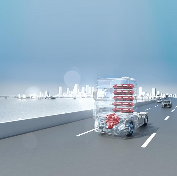 前瞻技术,FEV,氢内燃机,点火系统,曲轴箱通风,瞬态性能,抗预点火能力