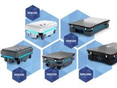 自主移动机器人助力汽车行业数字化发展