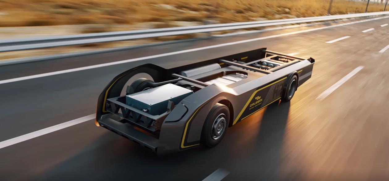 【弗戈工业趣闻】首个适合重型车辆的清洁通用滑板平台