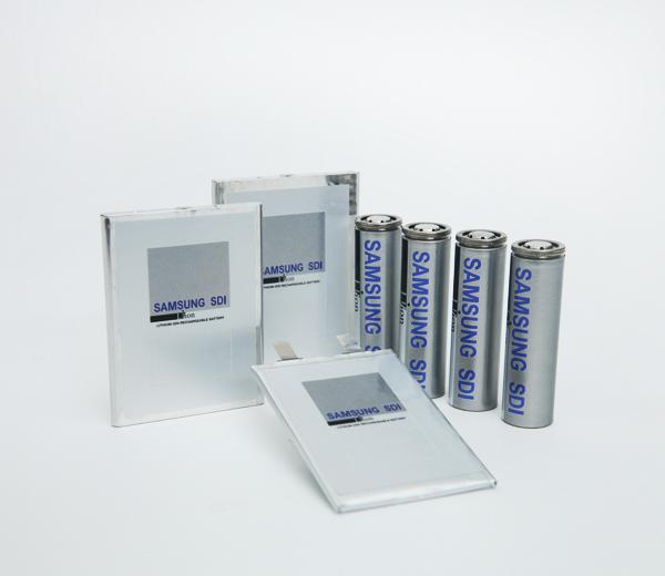 电池,SK Innovation圆柱形电池