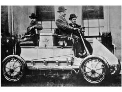 电动汽车的轮毂马达及驱动电子设备