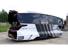 沃达丰与AWS技术合作 赋能Aurrigo的自动驾驶汽车