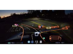 """特斯拉将发布带有""""汽车思维""""视图的全新UI 用于配备FSD计算机的汽车"""