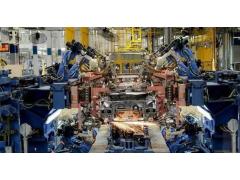 焊装生产线规划及布置概述