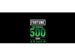 2021《财富》世界500强:丰田超大众,特斯拉首次入榜