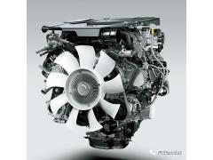 丰田全新3.3T V6涡轮增压柴油发动机(F33A-FTV)技术浅析