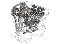 说说汽车发动机的总体构造