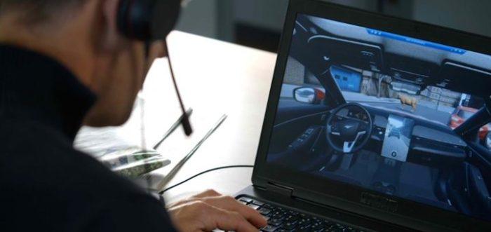黑科技,福特,福特游戏,游戏技术