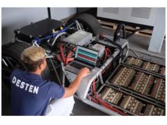 DESTEN推出全球首个电动汽车超快充电技术 可在不到五分钟内充电80%