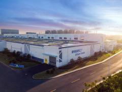 电动化布局落重子 新能源体系上台阶 上汽通用汽车Ultium奥特能超级工厂竣工投产