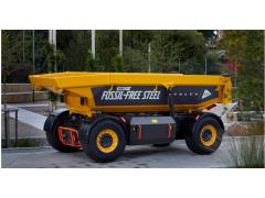 沃尔沃推出由3000公斤无化石钢制成的汽车
