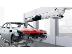 梦寐以求的数字化喷涂产线   揭秘东风柳汽商用车喷涂车间