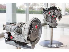 福特10AT(代号10R80)变速箱技术解析