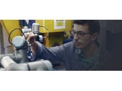优傲机器人助力解决劳动力短缺问题