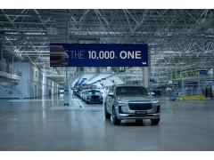 理想汽车第10000辆理想ONE下线,98%的车主推荐购买
