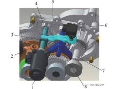 电动乘用车电控两挡AMT换挡策略研究